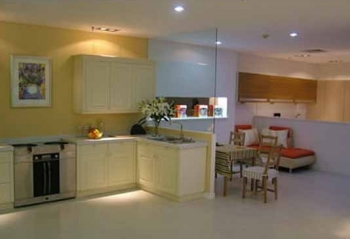 开放式厨房安装集成环保灶的好处